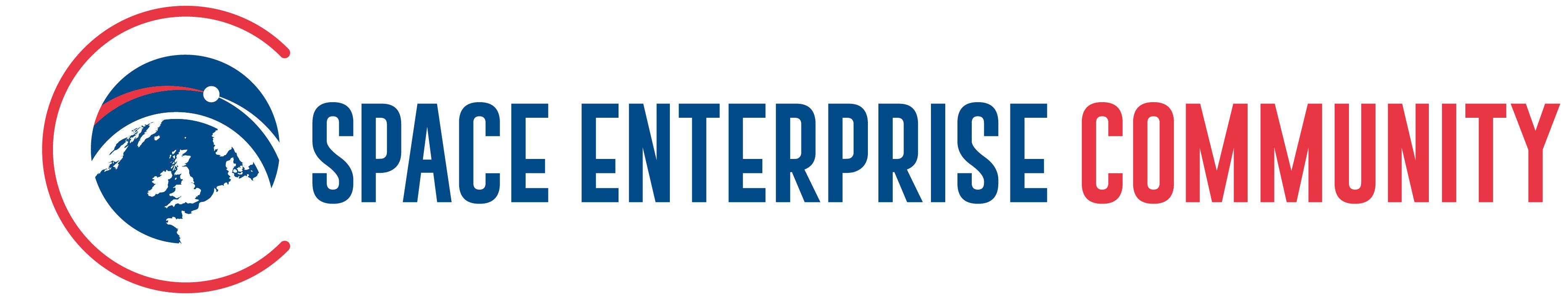 The Space Enterprise Community logo