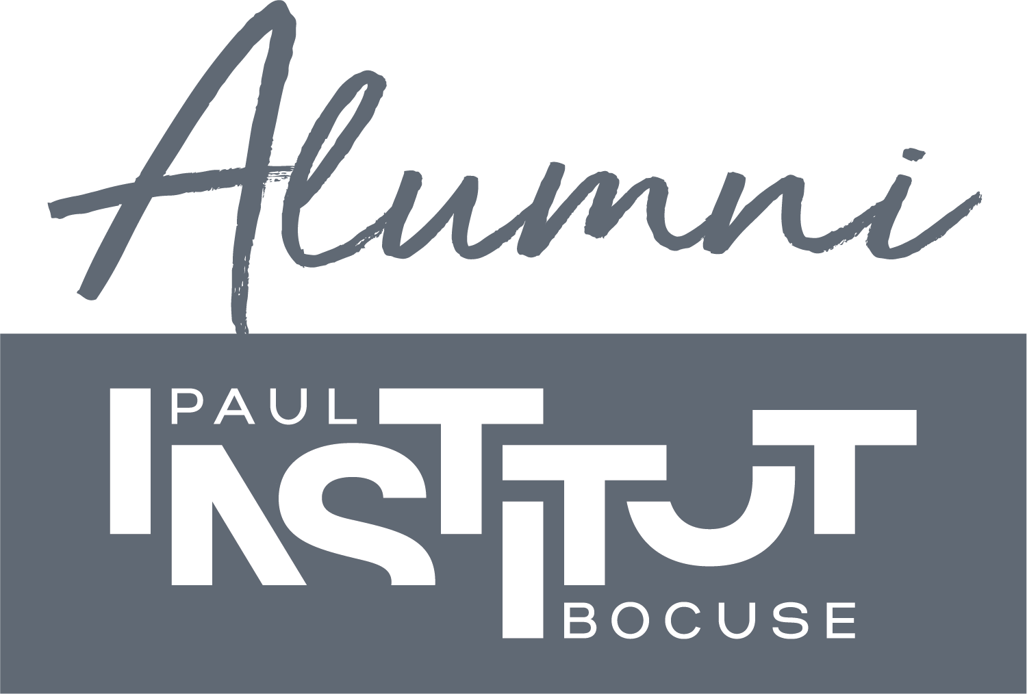 Institut Paul Bocuse Alumni logo