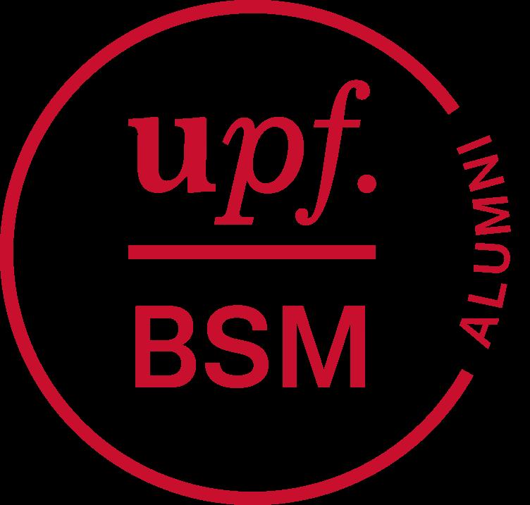 Alumni UPF-BSM logo
