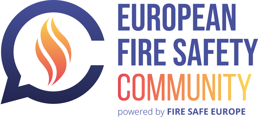 European Fire Safety Community logo