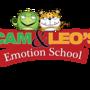 Cam and Leo's Emotion School Logo