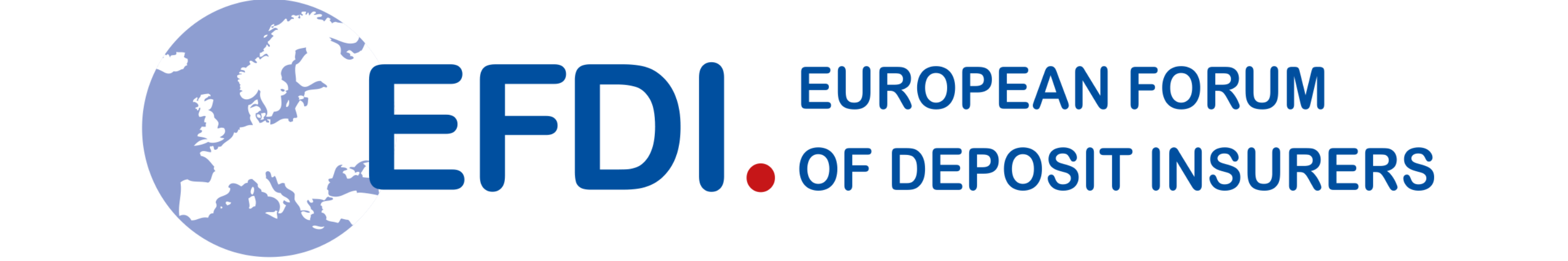 European Forum of Deposit Insurers (EFDI) logo