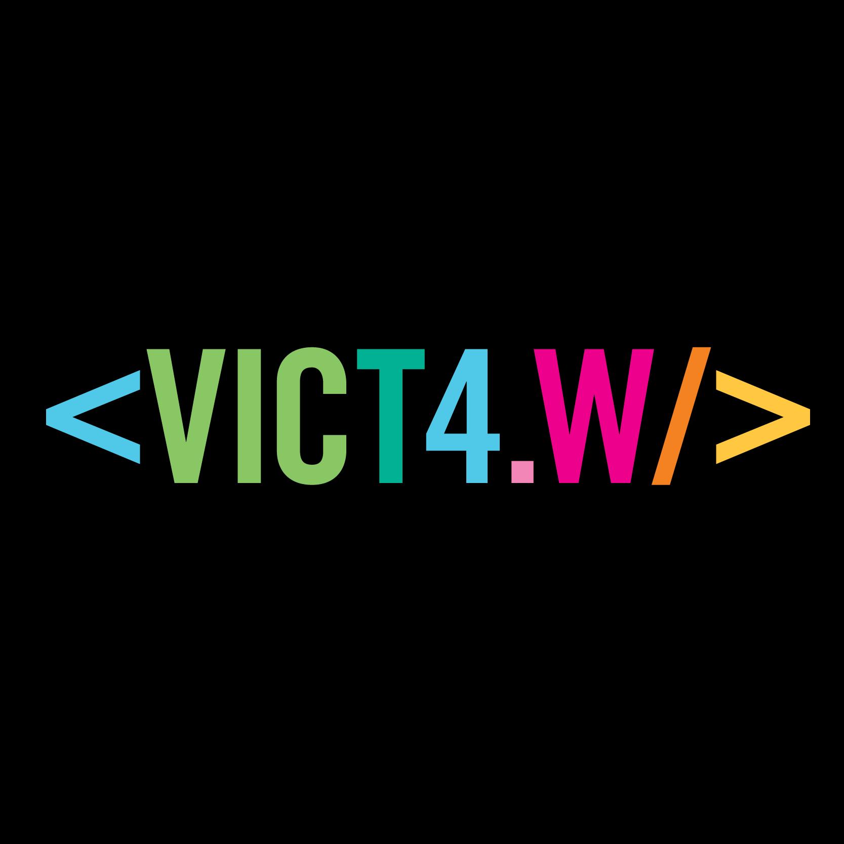 Vic ICT for Women logo