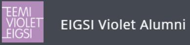 Logo de EVA - EIGSI Violet Alumni