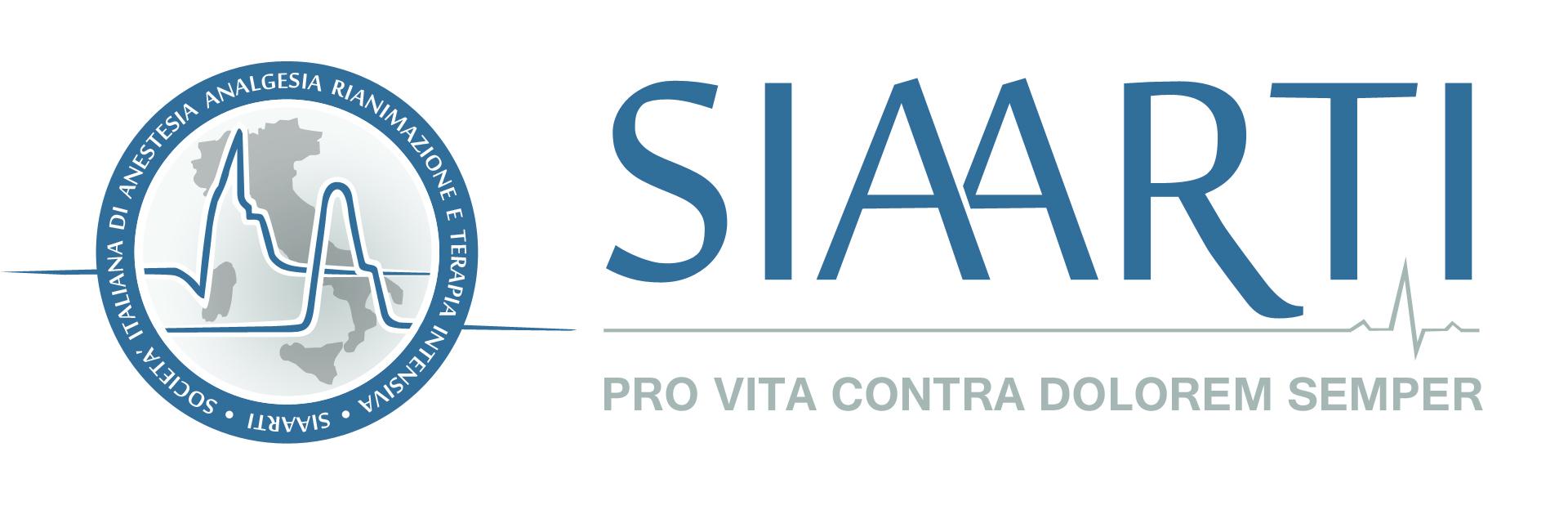 SIAARTI logo