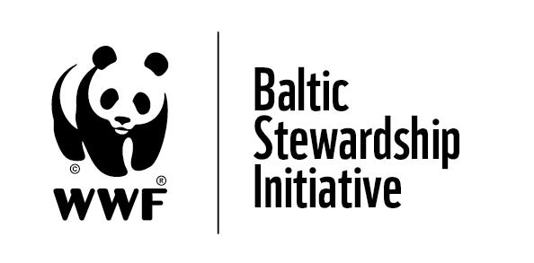 WWF Baltic Stewardship Initiative logo