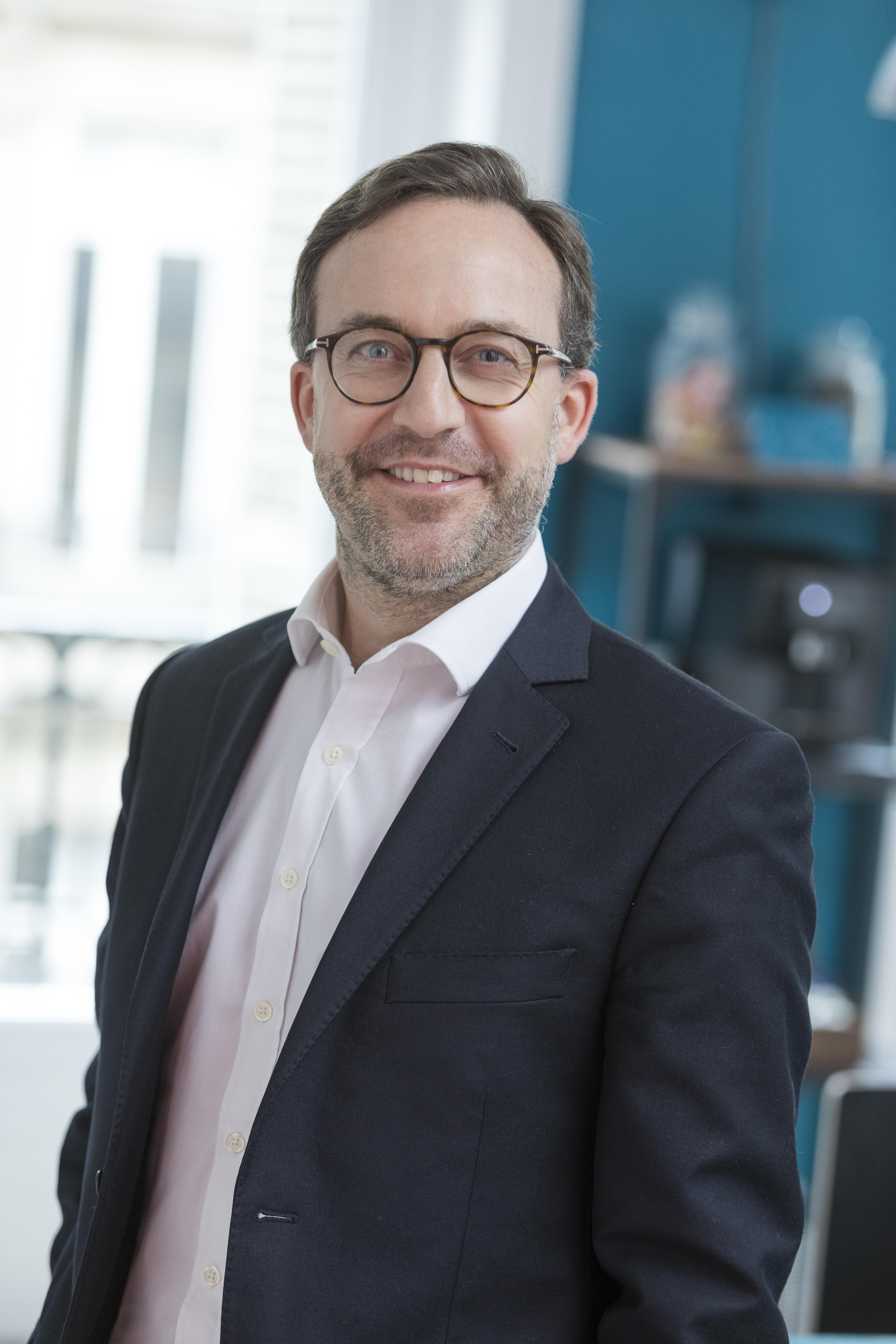 Christophe Arnoux - ESCE P2000 - President ESCE Alumni