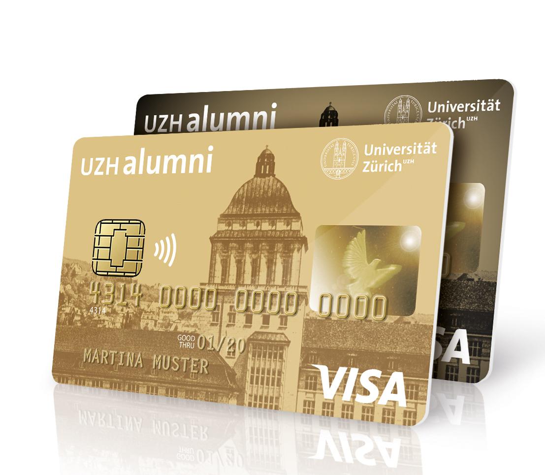 Uzh Alumni Visa Bonus Card
