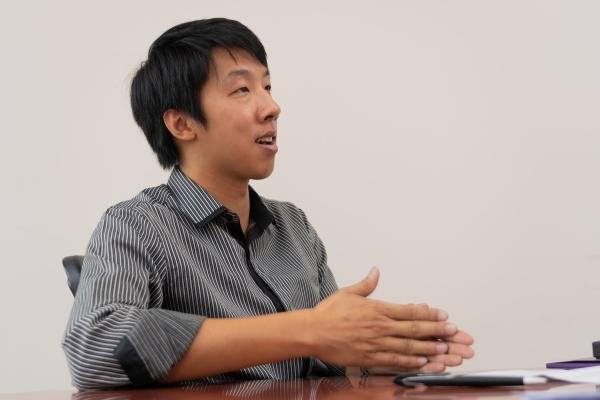 Fergus Chan homepage