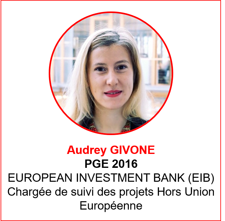 Audrey Givone - alumni makers awards 2019 - emlyon forever