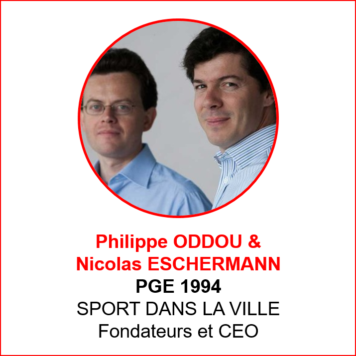 Philippe Oddou et Nicolas Eschermann - alumni makers awards 2019 - emlyon forever
