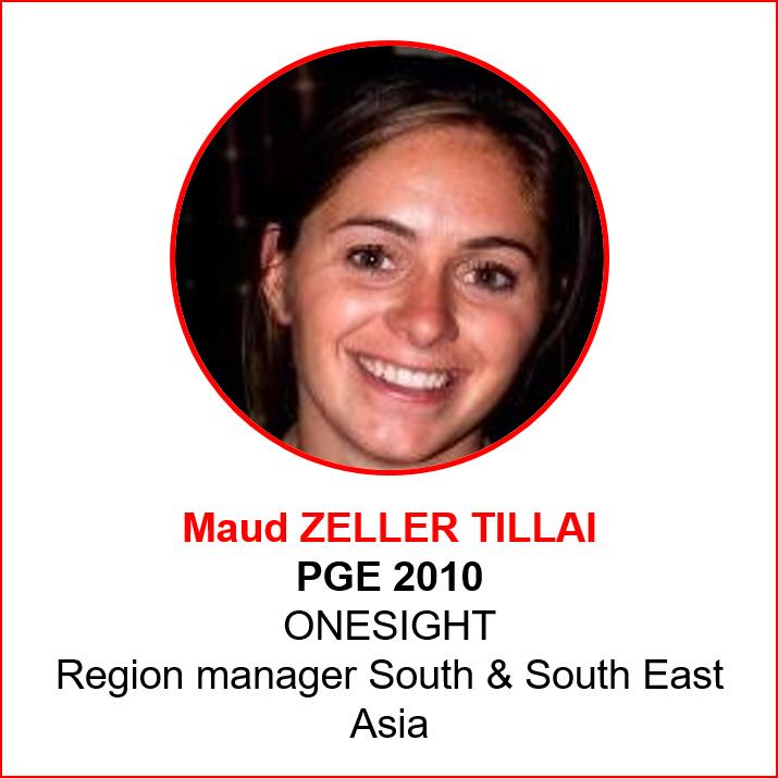 Maud Zeller Tillai - alumni makers awards 2019 - emlyon forever