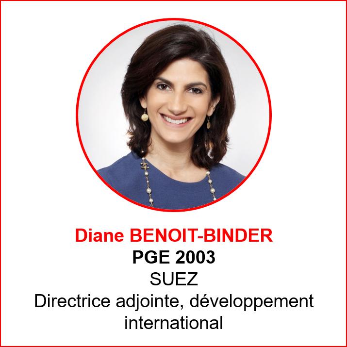 Diane Benoit Binder - alumni makers awards 2019 - emlyon forever