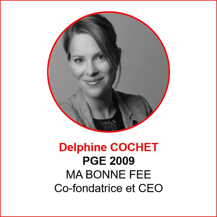 Delphine Cochet - alumni makers awards 2019 - emlyon forever