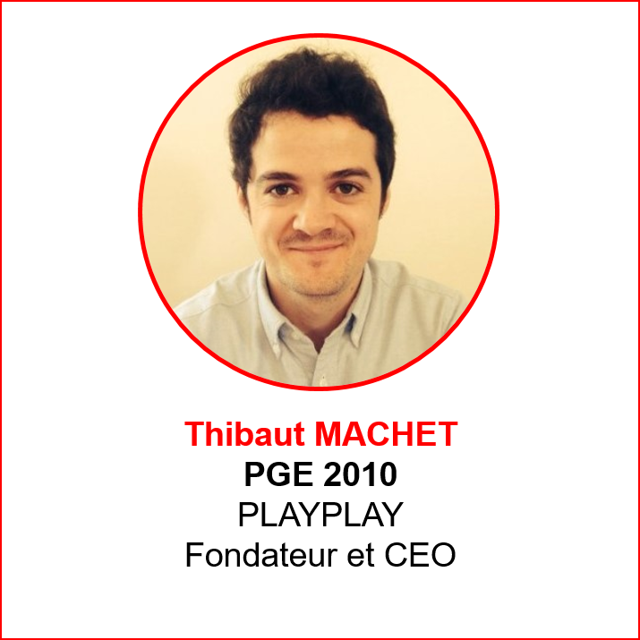 Thibaut Machet - alumni makers awards 2019 - emlyon forever