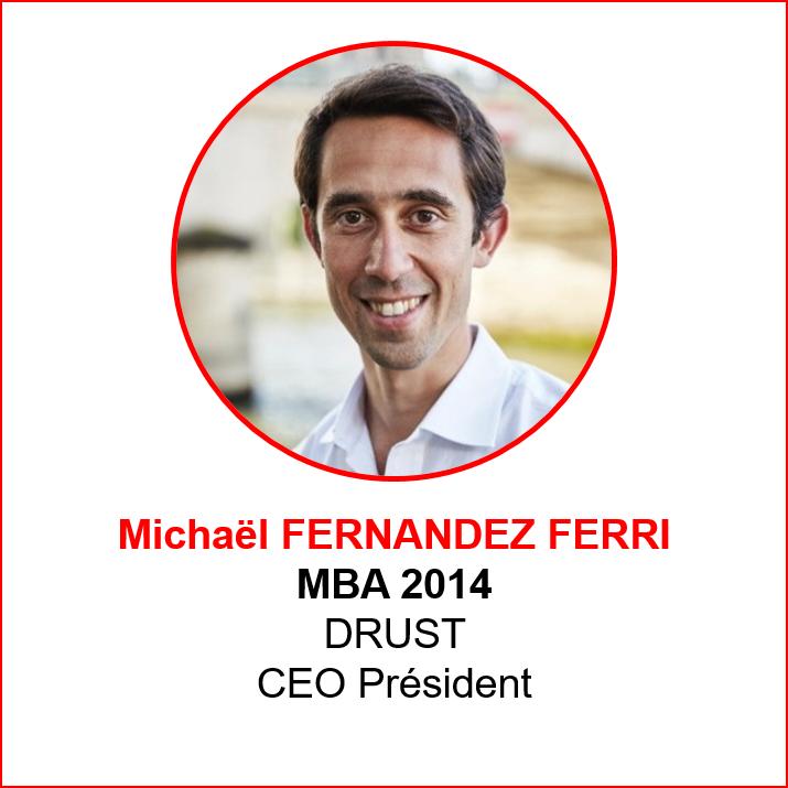 Michael Fernandez Ferri - alumni makers awards 2019 - emlyon forever
