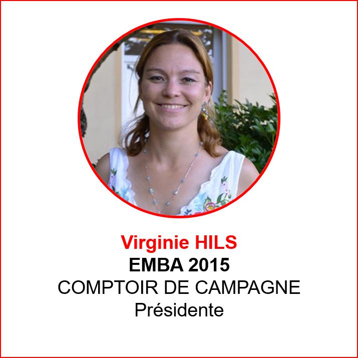 Virginie Hils - alumni makers awards 2019 - emlyon forever