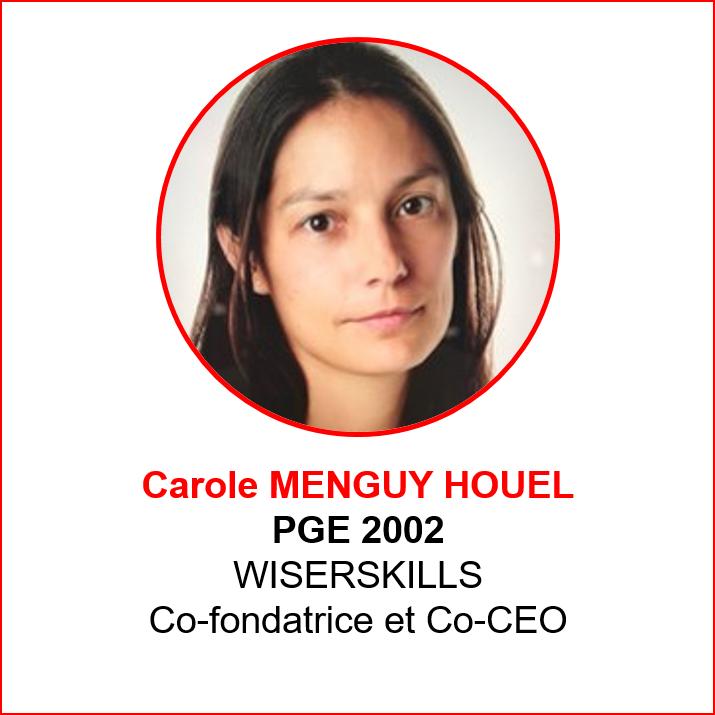 Carole Menguy Houel - alumni makers awards 2019 - emlyon forever