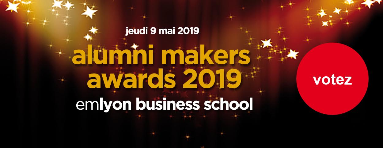 votez pour les alumni makers awards 2019