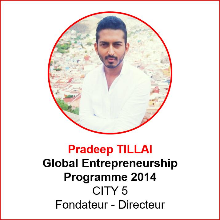 Pradeep Tillai - alumni makers awards 2019 - emlyon forever