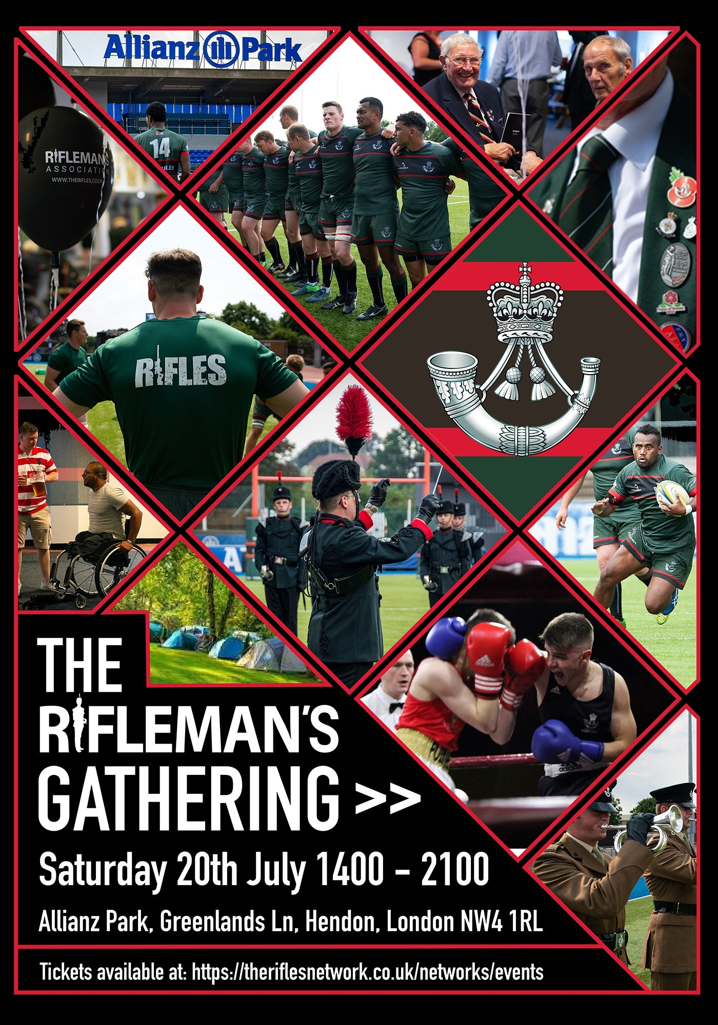 Rifleman's Gathering