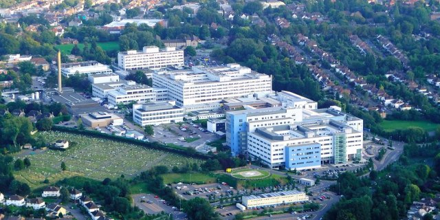 John Radcliffe Hospital