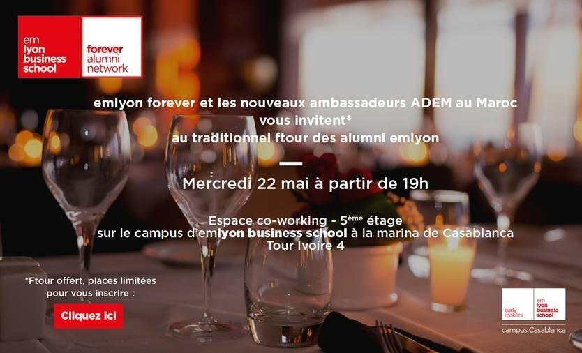 Ftour Casablanca mai 2019