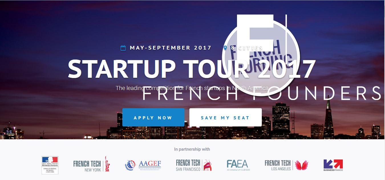 Startup Tour 2017