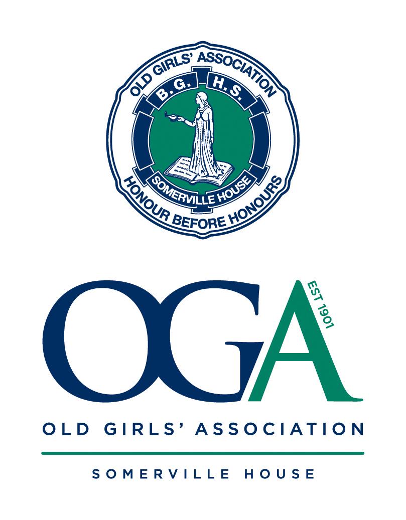 Somerville House OGA logo