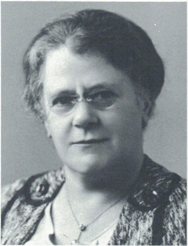 Marjorie Jarrett Somerville House OGA