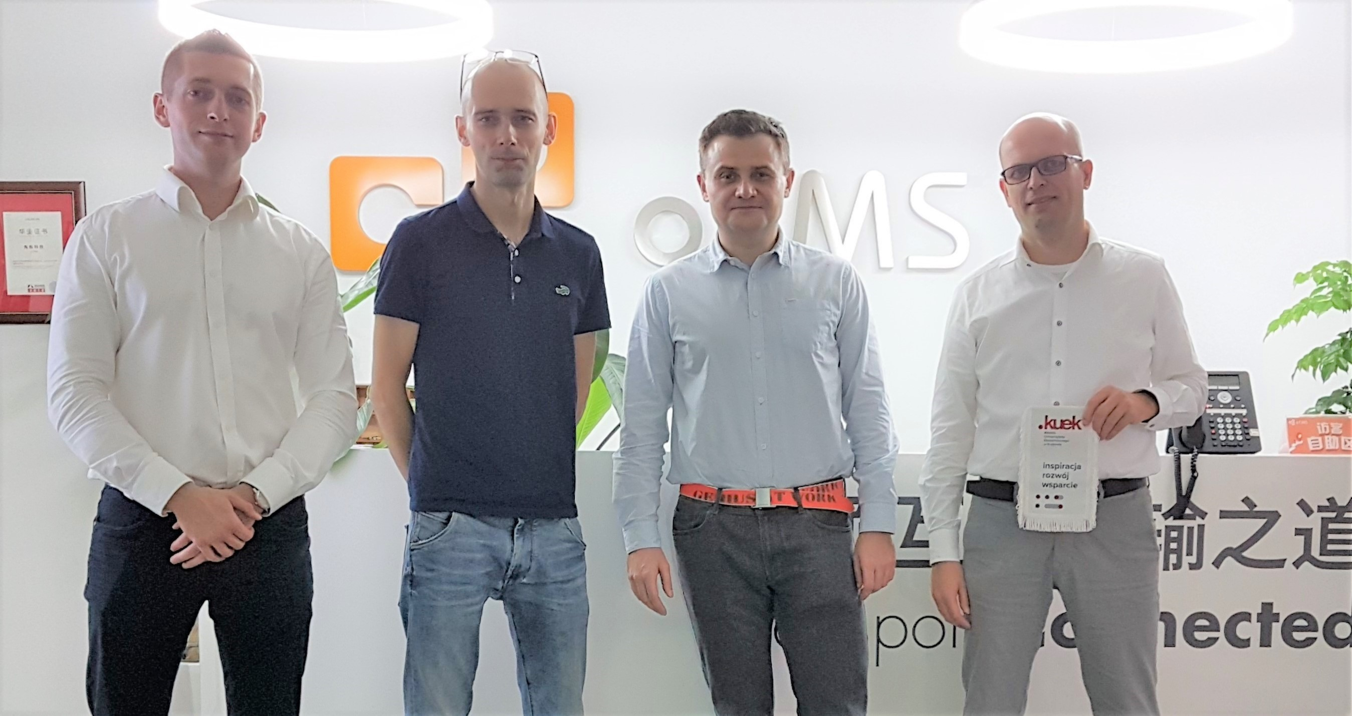 Mirek Dąbrowski CEO oTMS