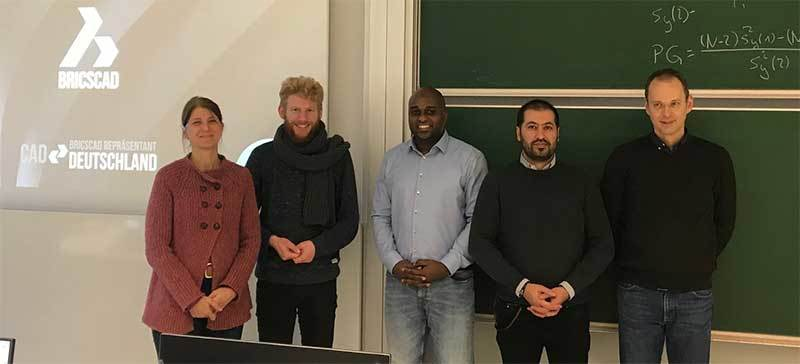 Präsentation Uni Münster