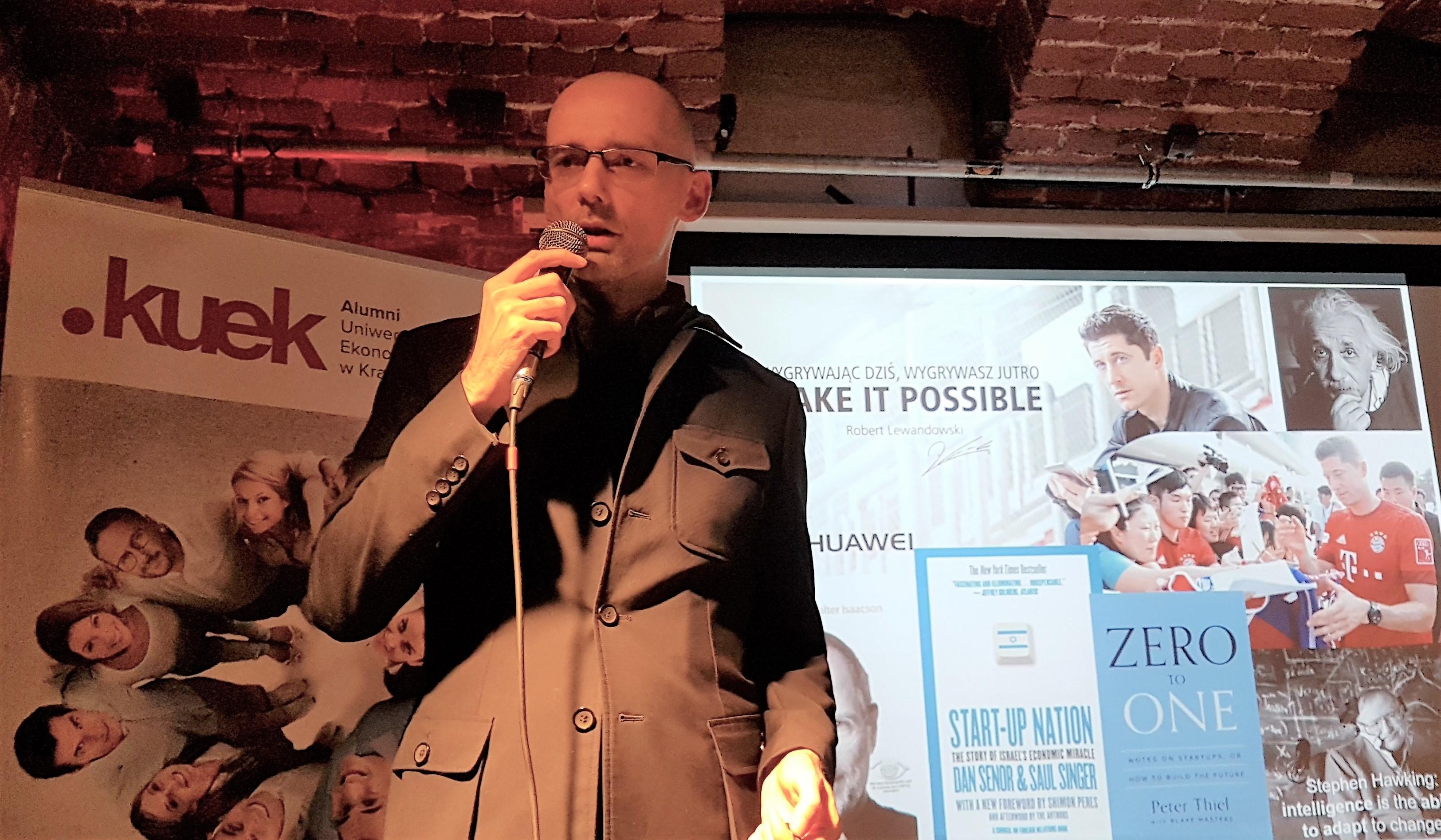 Jakub Brachowski opowiada o Chinach