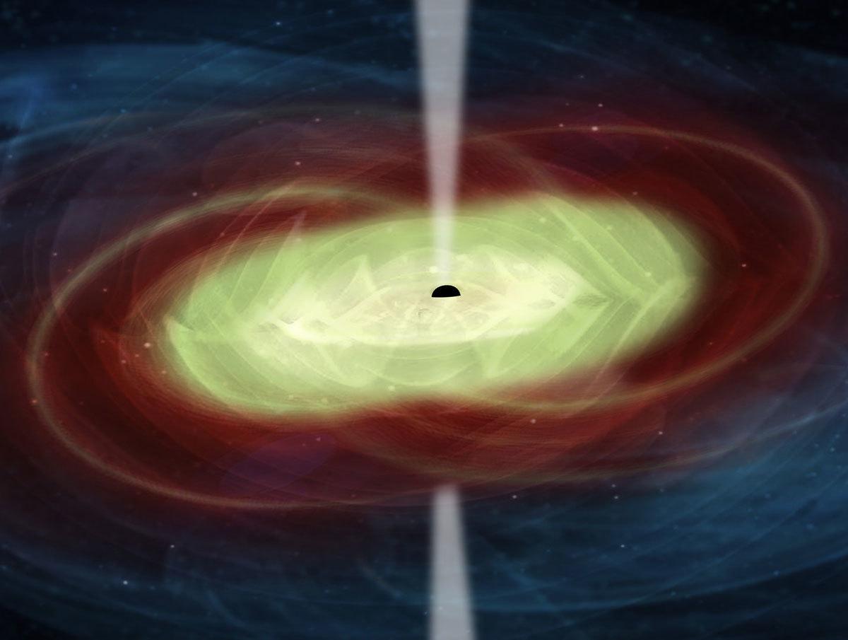 Ruimtevaart-Zwarte gaten