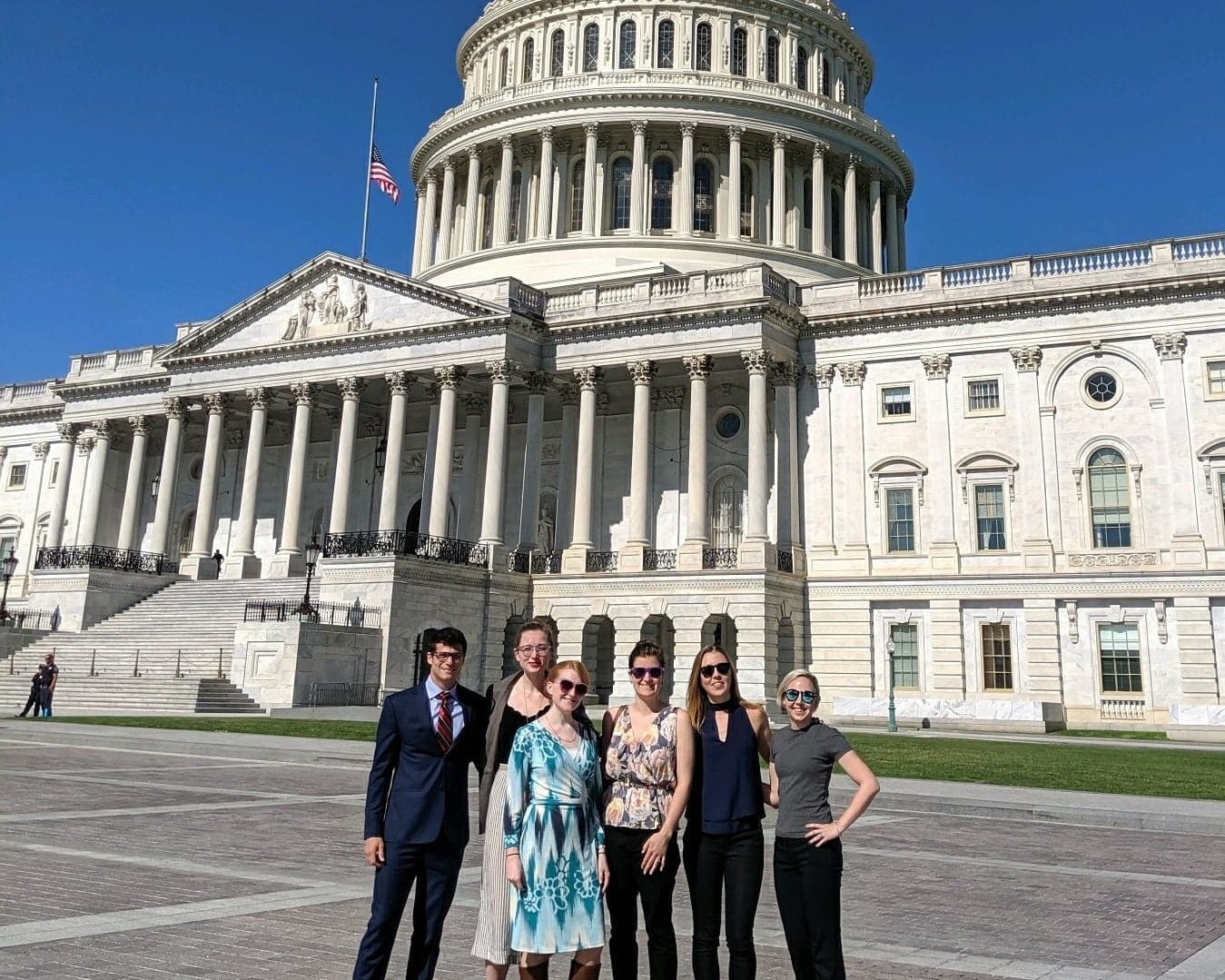 PSPDG goes to Washington D.C.