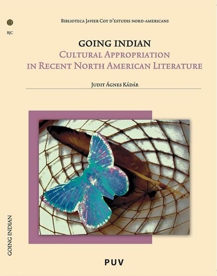 Book cover of 'Going Indian'