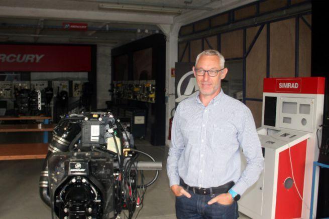 Laurent Winisky directeur INB