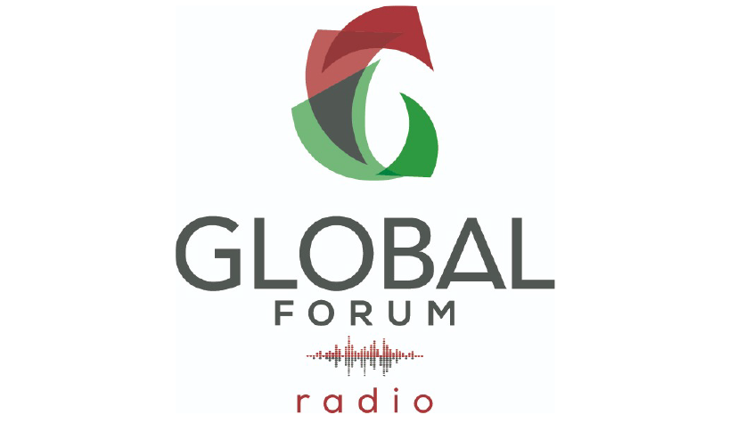 Global Forum Radio logo