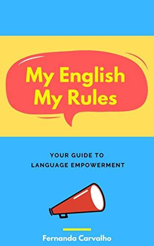 Cover image of 'My English, My Rules' book