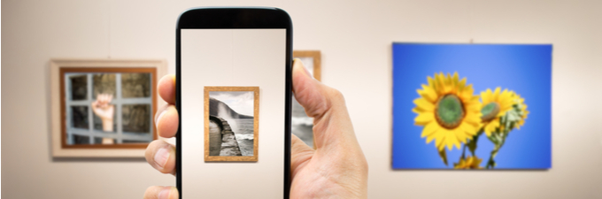 What happens when art galleries are forced to close their doors and pivot online?