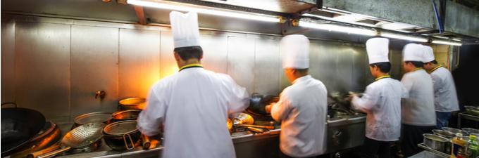 Coronavirus diaries: The food business