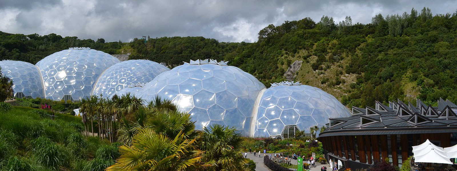 The Eden Project: anything's possible with the right vision