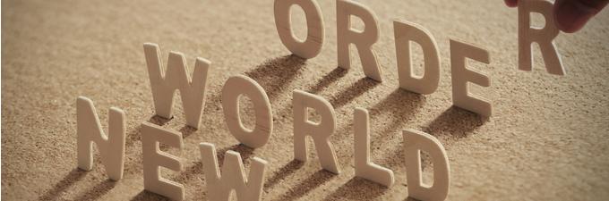 Data analytics must drive the new world order