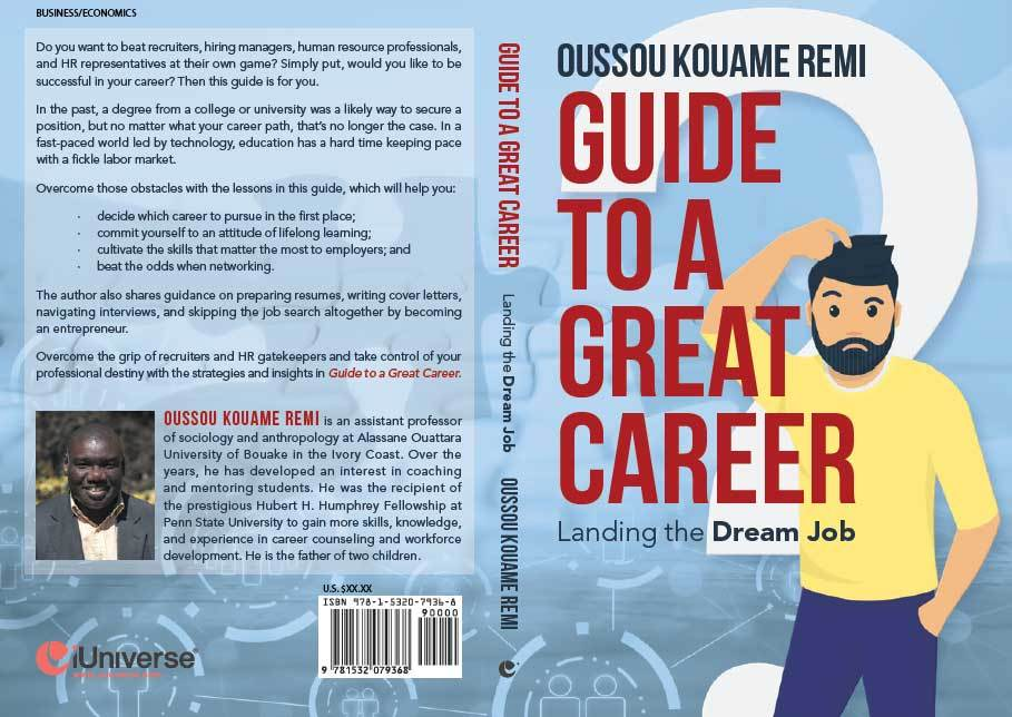 Guide to a Great Career full book jacket