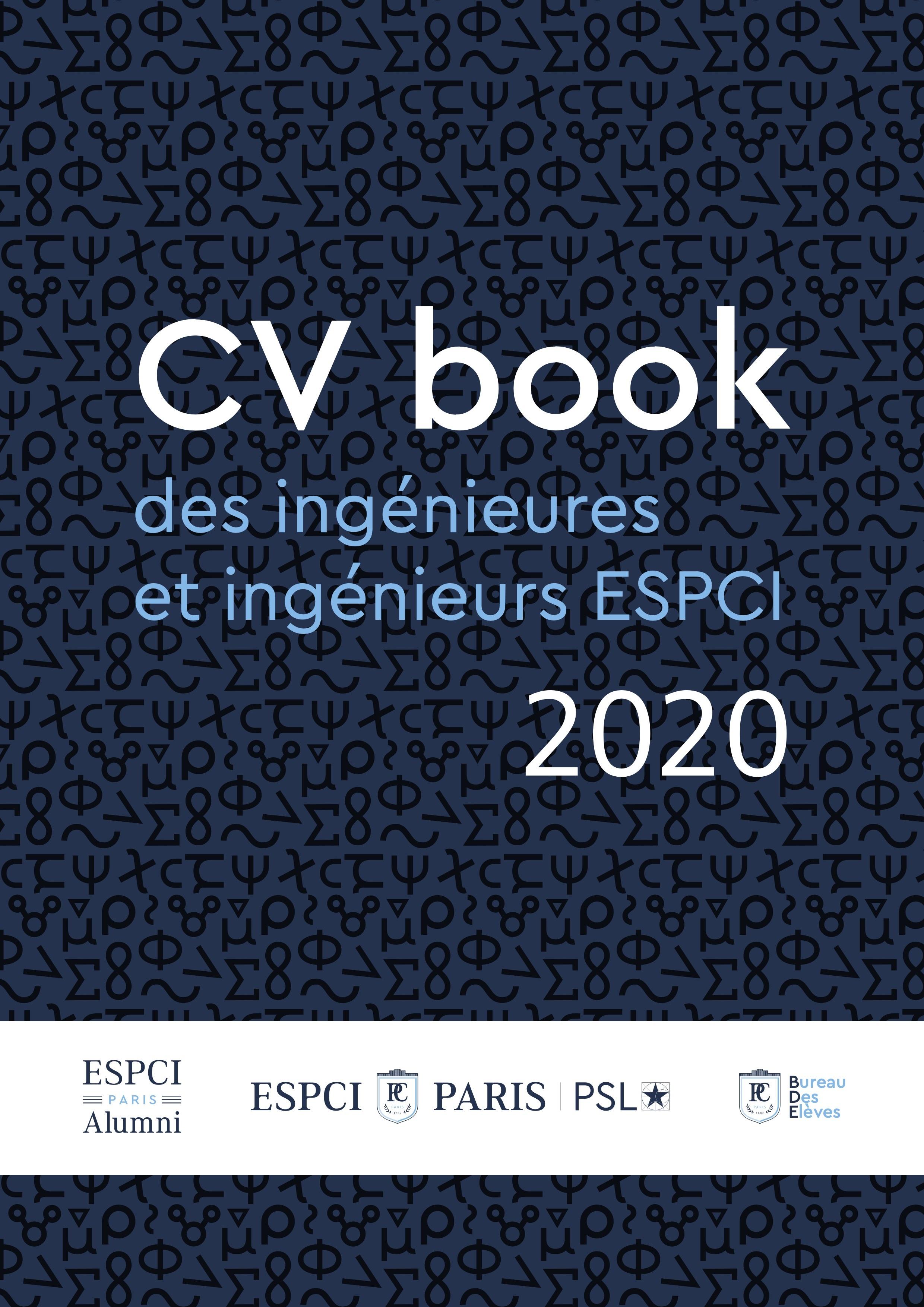 ESPCI Alumni CV Book 2020