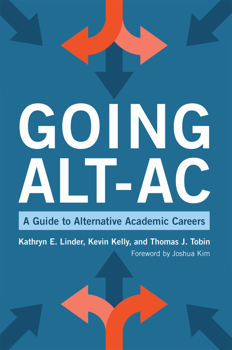 Going Alt-Ac book cover