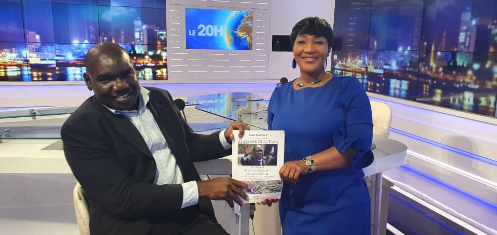 Kouame Remi Oussoi on Cote d'Ivoire TV