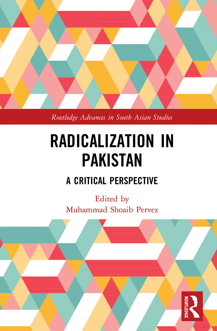'Radicalisation in Pakistan' book cover