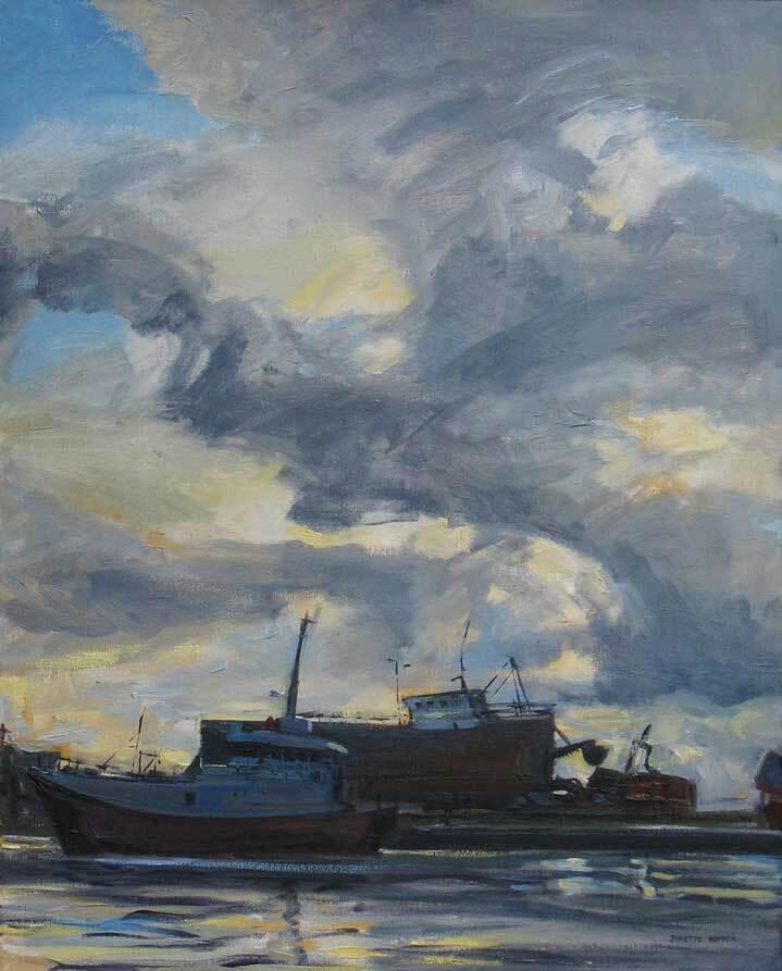 Danish Boats