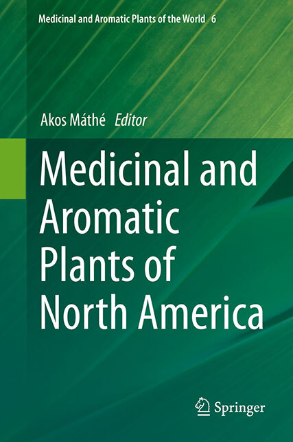 Book cover - Medicinal and Aromatic Plants of North America